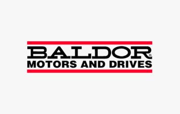 Catalog Page Logo - Baldor